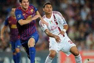 Salen con todo: Así formarán AC Milan y Barcelona por los cuartos de final de la Champions