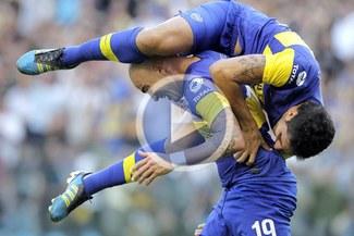 Sigue liderando: Boca Juniors derrotó de local 2-1 a Argentinos Juniors