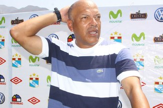 Roberto Mosquera: Unión Comercio es un equipo que siempre intenta jugar, pero nosotros también