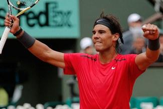 Por eso es el ´Rey´ de la arcilla: Rafael Nadal venció 3-0 a Almagro en el Roland Garros