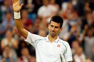 Novak Djokovic no falla ante Harrison y pasa a la tercera ronda de Wimbledon