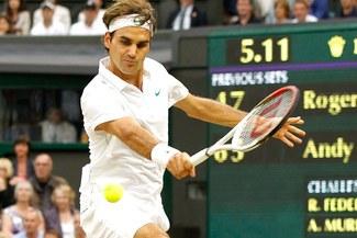 En Londres 2012, Federer irá por el único título grande que le falta: la medalla de oro en singles