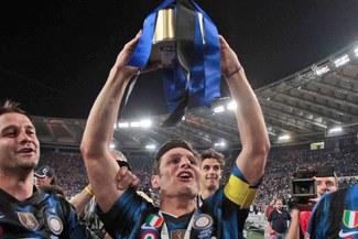 Javier Zanetti cumplirá hoy su partido 800 con el Inter de Milán