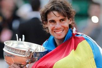 Rafael Nadal felicita a Andy Murray por su primer Grand Slam