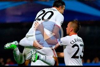 Manchester United derrotó 2-1 a CFR Cluj-Nap con un doblete de Robin Van Persie [VIDEO]