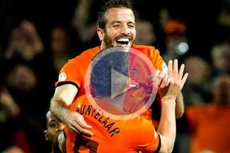 Holanda aplastó 3-0 a Andorra y lidera el Grupo D de las clasificatorias europeas [VIDEO]