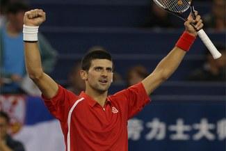 Novak Djokovic jugará su primera final del Masters 1.000 de Shanghái
