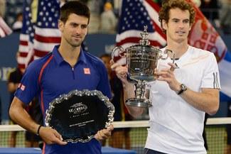 Djokovic-Murray, duelo final del Masters 1.000 de Shanghái
