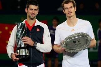 Novak Djokovic, campeón por primera vez del Masters 1.000 de Shanghái
