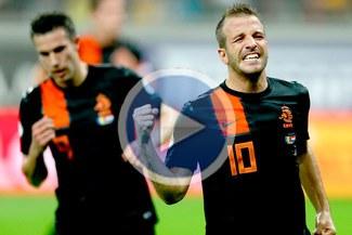 Holanda vapuleó 4-1 a Rumania en Bucarest [VIDEO]