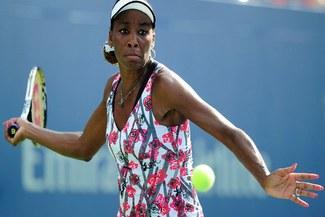 Venus Williams llega año y medio después a una final de tenis
