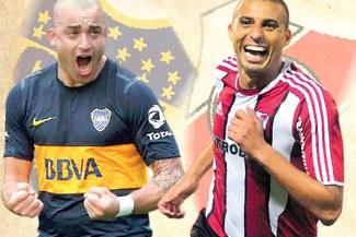River y Boca disputan hoy el clásico más apasionante de Sudamérica