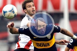 River Plate y Boca Juniors quedaron 2-2 en el estadio Monumental [VIDEO]