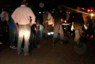 Fallecen cuatro hinchas tras choque de bus en Argentina