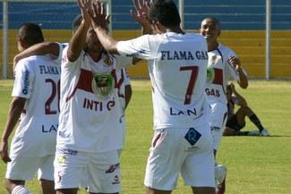 Inti Gas derrotó a José Gálvez por 2-1 y se mete en zona de Sudamericana