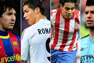OPINA: ¿Qué jugador se debería llevar el Balón de Oro 2012?
