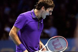 Roger Federer: Juan Martín del Potro juega un tenis 'muy limpio'