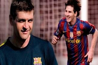 Tito Vilanova: Messi no juega para récords, sino para que Barcelona gane