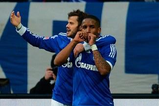 Schalke sale hoy a sellar su pase a los octavos de final de la Champions League