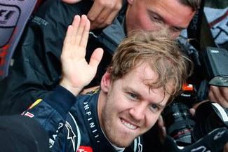 Sebastián Vettel es el tricampeón más joven en la historia de la F1
