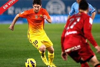 EN VIVO: Levante 0-4 Barcelona