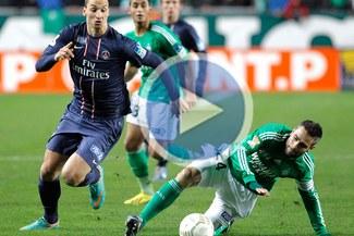 El Paris Saint Germain fue eliminado de la Copa de Francia en tanda de penales [VIDEO]