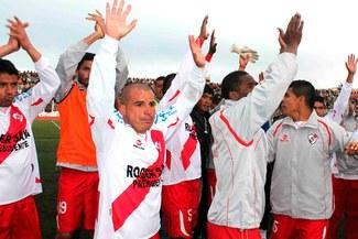 Jugadores de Alfonso Ugarte están seguros que clasificarán a la final de la Copa Perú