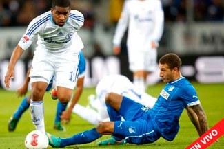 EN VIVO: FC Schalke 1-1 Borussia Monchengladbach