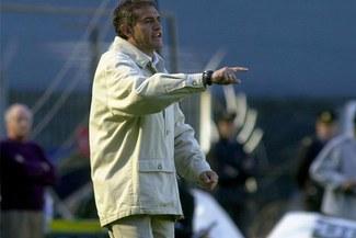 Jorge Burruchaga es el nuevo entrenador del Atlético de Rafaela