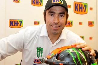 Nani Roma: Tengo un coche confiable para ganar el Dakar 2013