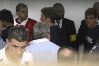 El gerente del Sao Paulo agredió físicamente a jugadores de Tigre, afirmó el presidente del club argentino
