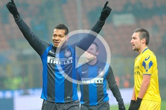 Inter de Milán superó 2-0 a Verona en Copa Italia [VIDEO]