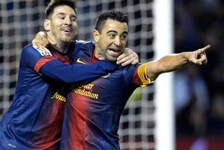 Xavi: Había que hacer un último esfuerzo para dedicarle el triunfo a Tito