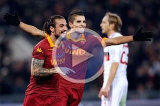 Roma ingresó a la zona de clasificación a la Euroliga [VIDEO]