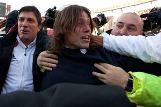 Matías Almeyda: Me hizo muy mal ver a River Plate por televisión