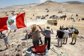 Preparan plan de contingencia para proteger zonas naturales durante Dakar 2013