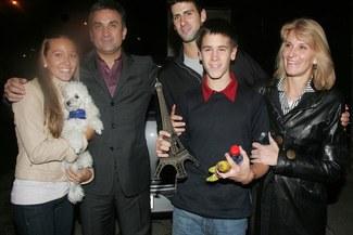 El torneo de Novak Djokovic queda fuera del calendario ATP 2013