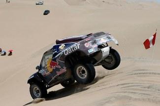 Dakar 2013: Así va la clasificación general tras correrse la cuarta etapa
