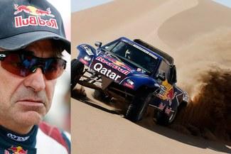 Carlos Sainz: No me arrepiento, ha merecido la pena correr el Dakar