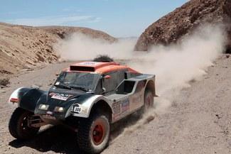 Francés Guerlain Chicherit fue el ganador de autos en la octava etapa del Dakar 2013 [VIDEO]