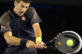 Novak Djokovic vence a Harrison y se medirá con Stepanek en el Abierto de Australia
