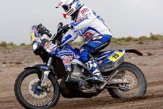 Frans Verhoeven ganó la duodécima etapa y Despres sigue líderando en motos del Dakar 2013 [VIDEO]