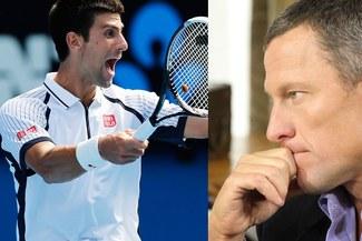 Novak Djokovic: Es una vergüenza para el deporte tener a un deportista como Armstrong