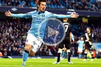 Manchester City venció 2-0 al Fulham por la Premier League [VIDEO]