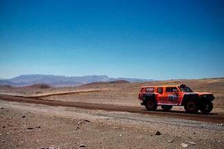 Revive la penúltima etapa del Rally Dakar 2013 [FOTOS]