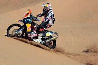 Motociclista Cyril Despres se consagró campeón del Rally Dakar 2013