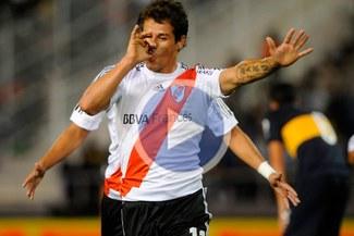 River Plate superó 2-0 a Boca Juniors en el primer superclásico
