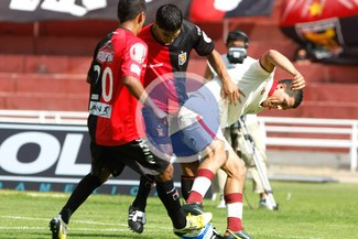 Universitario cayó 2-1 ante Melgar en Arequipa [VIDEO]