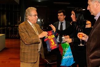AC Milan regaló una camiseta al hijo de Gerard Piqué y Shakira [FOTOS]
