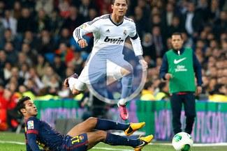 Revive el empate entre Real Madrid ante Barcelona por la Copa del Rey [VIDEO]